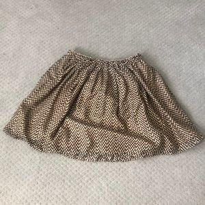 Anthropologie Odille Skirt w/ POCKETS